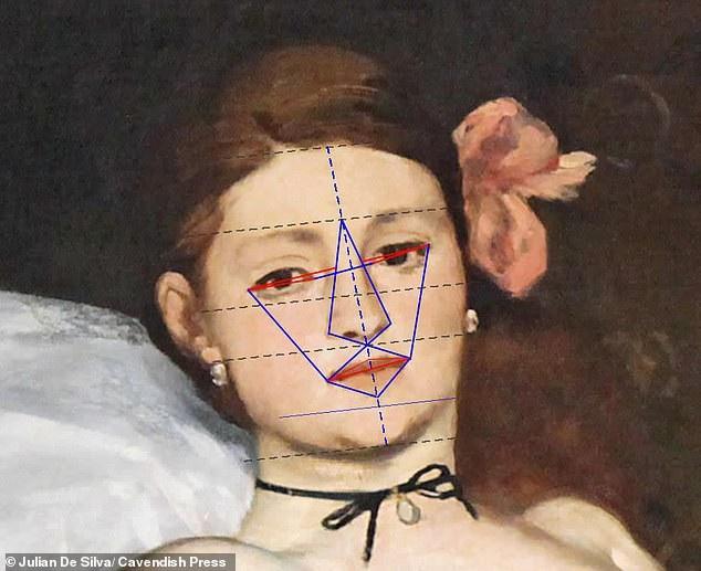 Thế mạnh của nhan sắc nàng nằm ở đôi môi và lông mày, nhưng tỉ lệ phần trán và khung xương mặt lại không lý tưởng được như thế.