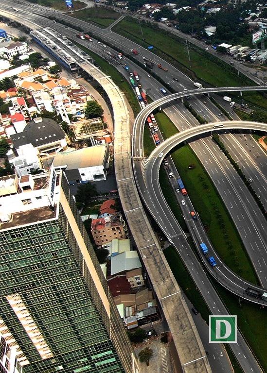 Metro Bến Thành – Suối Tiên qua tại nút giao thông Cát Lái