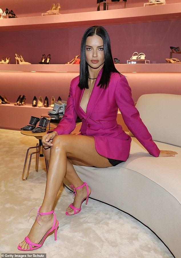 Người đẹp Brazil vẫn trẻ đẹp ở tuổi 37
