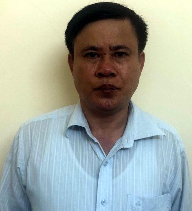 Bị can Nguyễn Xuân Thủy