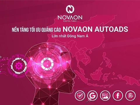 Novaon AutoAds đã được sử dụng rộng rãi tại nhiều quốc gia trong khu vực