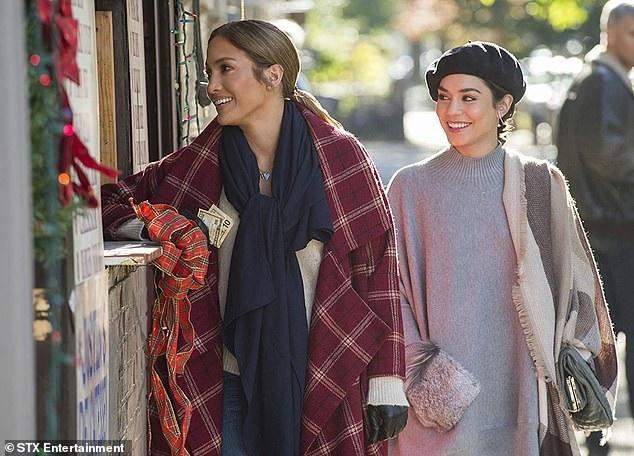 Sắp tới, khán giả yêu điện ảnh sẽ gặp lại Vanessa Hudgens trong bộ phim Second Act cùng Jennifer Lopez.
