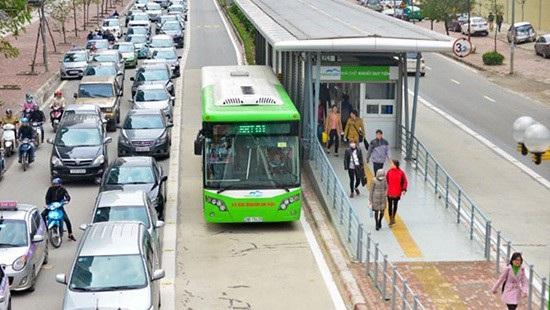 Giao thông công cộng – BRT phát triển tại khu vực phía Tây Hà Nội