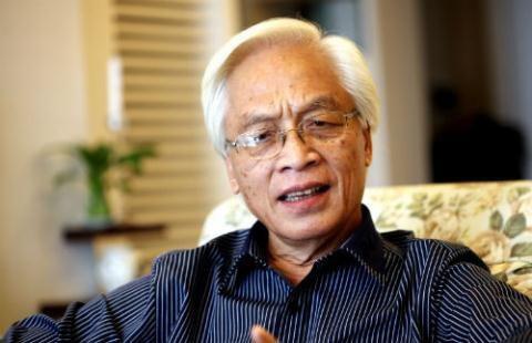 GS Chu Hảo - Giám đốc Nhà xuất bản Tri thức, nguyên Thứ trưởng Bộ KH-CN.