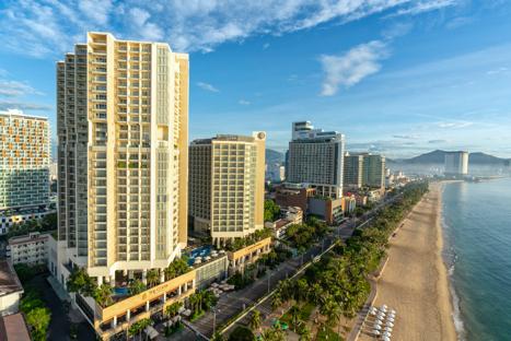 Không gian nghỉ dưỡng đẳng cấp tại The Costa Nha Trang