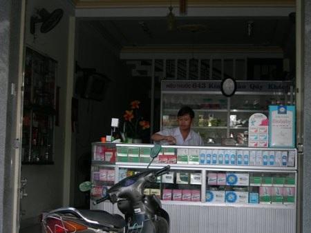 Theo kế hoạch của Đà Nẵng, đến năm 2020, 100% thuốc kháng sinh được bán tại nhà thuốc, quầy thuốc phải có đơn thuốc