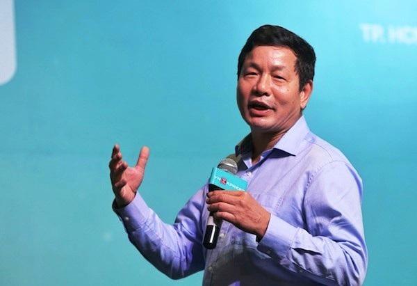 Ông Trương Gia Bình, Chủ tịch HĐQT FPT tạo nguồn cảm hứng cho các bạn trẻ tham gia chương trình
