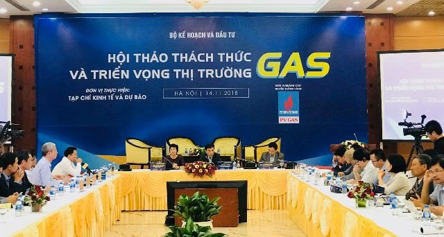 Bà Ngô Thúy Quỳnh, Phó Vụ trưởng Vụ Dầu khí và Than (Bộ Công Thương) cho biết, hiện Bộ này đã tính toán để đưa quy hoạch nhiệt điện sử dụng khí thiên nhiên hóa lỏng (LNG) thay thế các dự án nhiệt điện chạy than (dự án trong Tổng sơ đồ phát điện VII) trong tương lai gần.