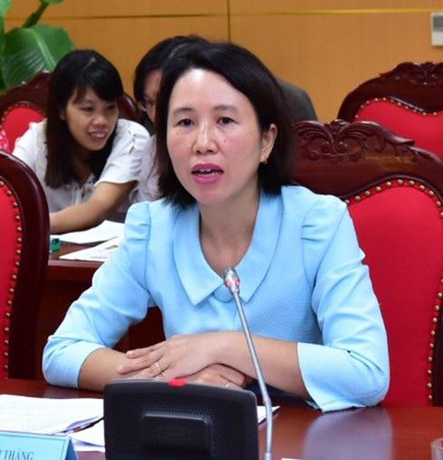 PGS. TS Lê Minh Thắng, Chủ tịch Hội đồng trường ĐH Bách khoa Hà Nội. (Ảnh: Quang Khánh)