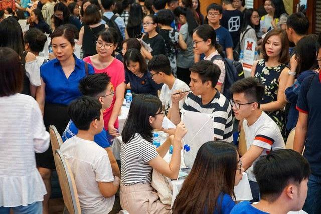 Có hơn 24.000 sinh viên Việt Nam chọn Mỹ làm điểm đến du học.
