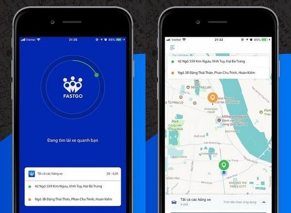 Những ứng dụng di động xuất sắc nhất tại Giải thưởng Nhân tài Đất Việt 2018 - 2