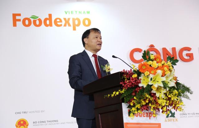 Nhiều nông sản, thực phẩm mới lạ, sạch xanh tại Vietnam Foodexpo 2018 - 1