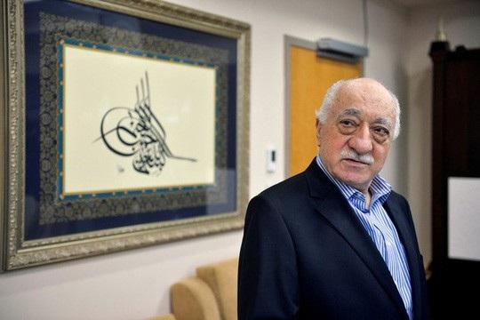 Mỹ dự định dẫn độ giáo sĩ Fethullah Gulen. Ảnh: Reuters