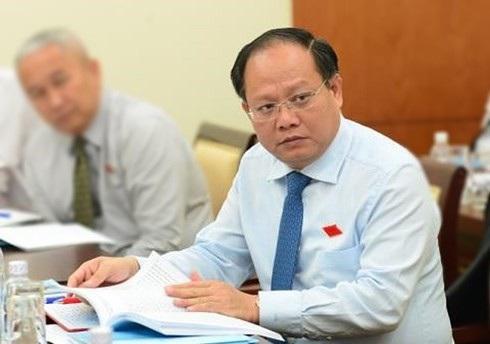 Ông Tất Thành Cang - Ủy viên Trung ương Đảng, Phó Bí thư Thường trực Thành ủy thành phố Hồ Chí Minh.