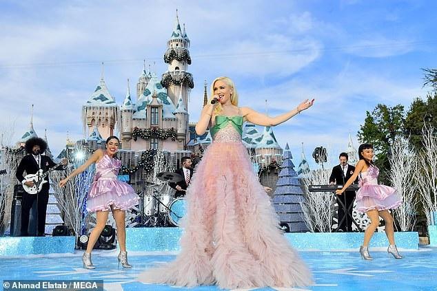 Gwen Stefani luôn được gắn mác người đẹp không tuổi ở Hollywood