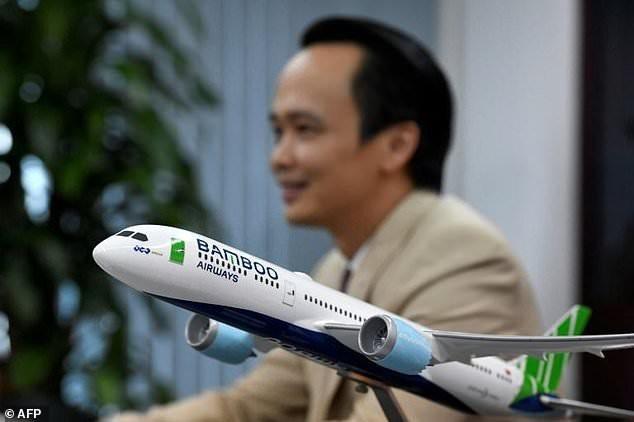 Thực hiện giấc mơ bay song trên sàn chứng khoán, tài sản của tỷ phú Trịnh Văn Quyết lại liên tục sụt giảm (nguồn ảnh minh hoạ: AFP)