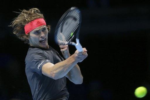 Zverev đã có chiến thắng trước Federer