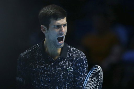 Djokovic đã giành chiến thắng trước Anderson