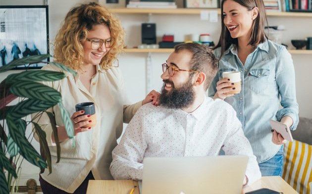 9 cách giao tiếp tích cực nơi công sở - 1