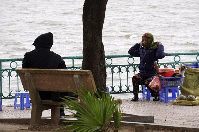 Không khí lạnh tăng cường ở miền Bắc, Hà Nội chuyển lạnh. (Ảnh minh họa: Hữu Nghị).