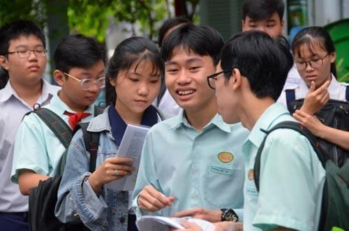 Học sinh THCS có thể học thẳng lên cao đẳng: Tiết kiệm, hiệu quả - 1