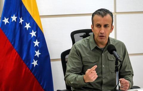 Bộ trưởng Bộ Công nghiệp và sản xuất Venezuela Tarek El Aissami