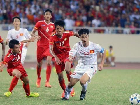 Đội tuyển Việt Nam chưa hề thua Myanmar tại các kỳ AFF Cup