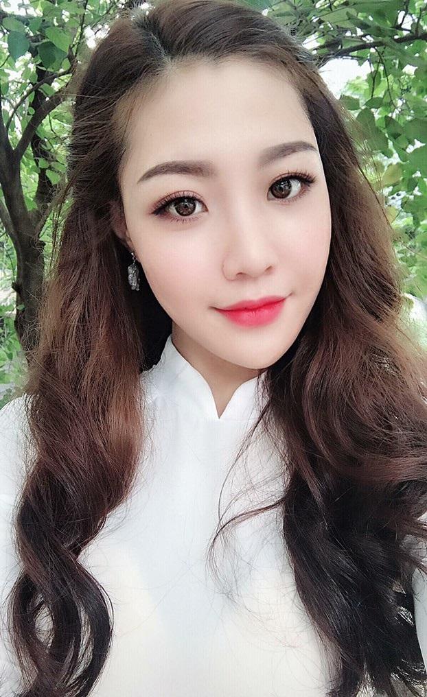 Hoa khôi trường ĐH Đông Đô Vũ Thị Hảo