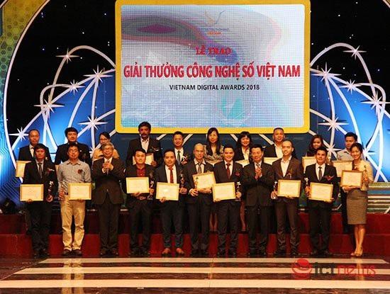 Tôn vinh 34 sản phẩm, dịch vụ công nghệ số Việt Nam tiêu biểu năm 2018 - 1