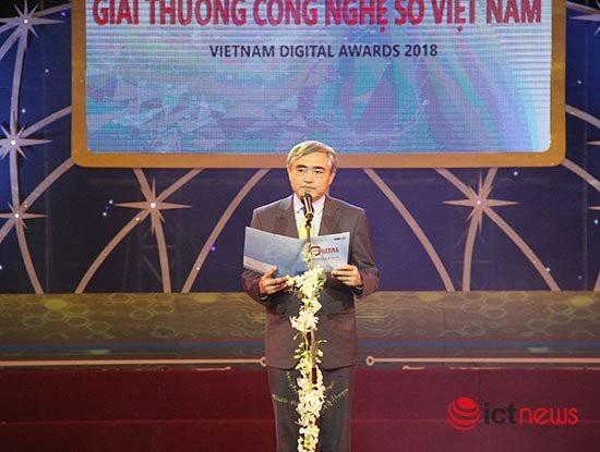 Thứ trưởng Bộ TT&TT Nguyễn Minh Hồng, Chủ tịch Hội Truyền thông số Việt Nam cho biết, giải thưởng Công nghệ số Việt Nam - Vietnam Digital Awards sẽ được Hội tổ chức thường niên trong thời gian tới.