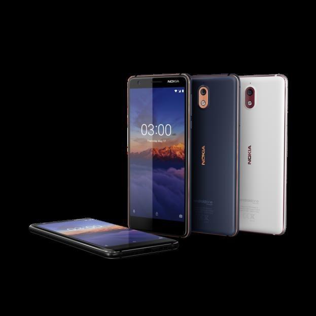 Sở hữu smartphone Nokia 3.1 với mức giá chấn động - 2