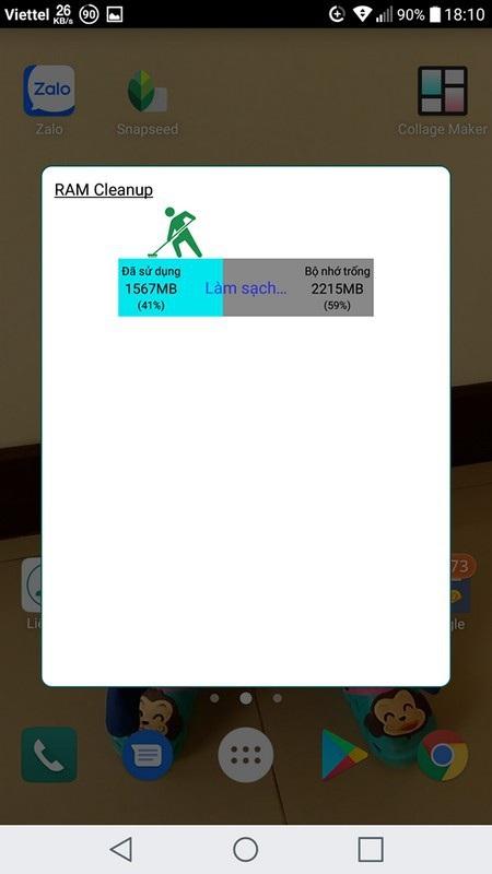 Ứng dụng tự động tối ưu bộ nhớ RAM để smartphone hoạt động mượt mà hơn - 3
