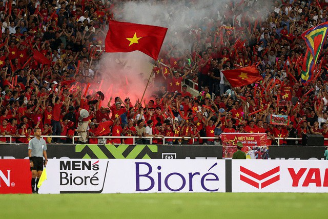 Nhu cầu vé của CĐV Việt Nam rất lớn, ngay cả ở các trận đấu trên sân khách