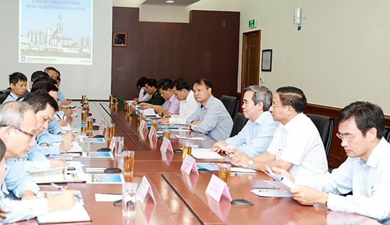 Không chủ quan về công tác bảo vệ môi trường tại Formosa - Ảnh 3.