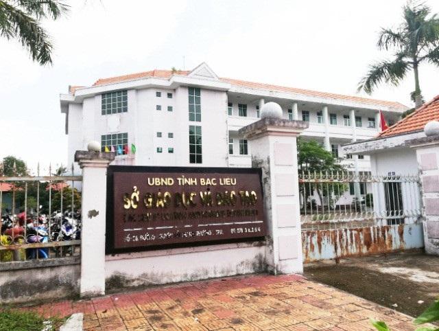 Bạc Liêu hợp nhất Sở Giáo dục với Sở Khoa học và công nghệ - Ảnh 1.