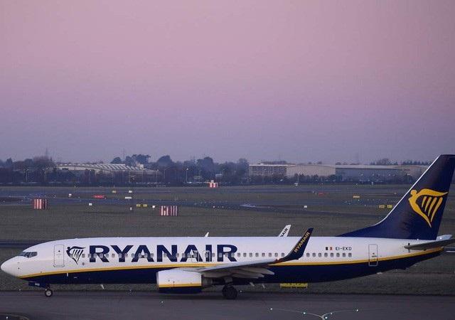 Một sự cố tương tự từng xảy ra trên chuyến bay của hãng hàng không Ryanair tại sân bay quốc tế ở Ireland