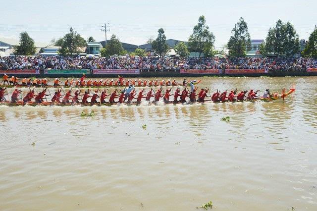 Đặc sắc lễ hội Óc-om-bóc của đồng bào Khmer Nam Bộ - 6