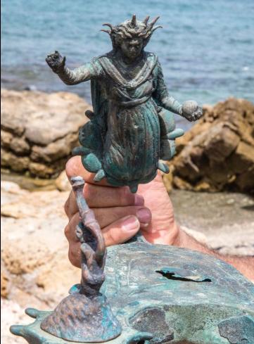 Bất ngờ phát hiện kho báu từ thời La Mã dưới đáy biển Địa Trung Hải - 2