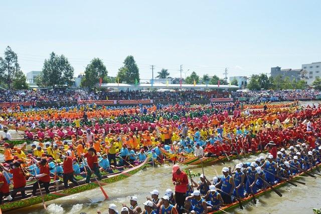 Đặc sắc lễ hội Óc-om-bóc của đồng bào Khmer Nam Bộ - 5
