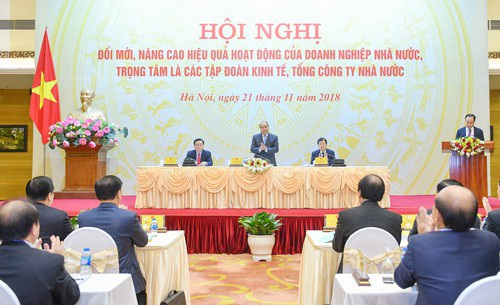 Thủ tướng chỉ đạo tại Hội nghị (Ảnh: Chínhphu).