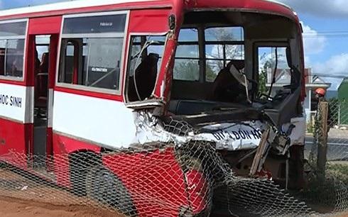 Vụ tai nạn xe đưa đón học sinh ở huyện Mang Yang vào năm 2017 khiến 3 người tử vong