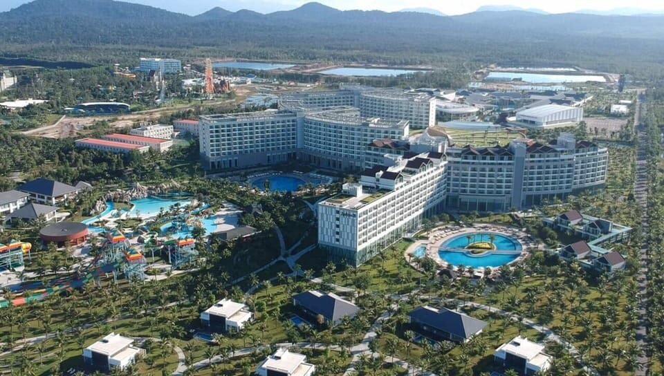 Cho phép người Việt Nam vào chơi tại casino Phú Quốc - Ảnh 1.