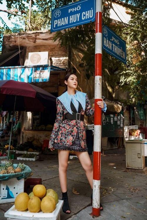 Những hình ảnh mới nhất của Phạm Quỳnh Anh đã giúp khán giả cảm thấy an tâm vì bà mẹ hai con đã vượt qua được nỗi buồn hôn nhân và biết yêu thương bản thân mình hơn.