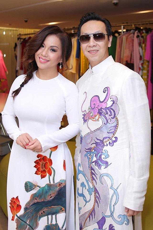 Minh Tuyết và ông xã cưới nhau 10 năm mà vẫn chưa có con.