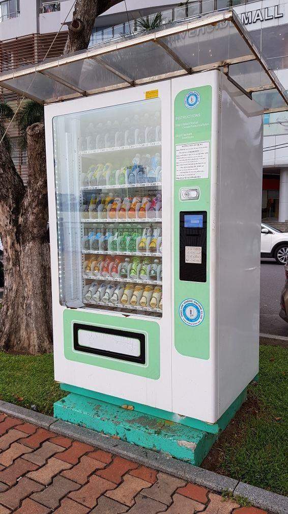 UBND TP Đà Nẵng đã có quyết định phê duyệt Đề án phát triển mạng lưới lắp đặt máy bán hàng tự động tại các điểm công cộng trên địa bàn thành phố
