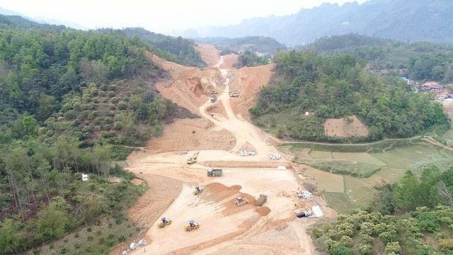 Dự án cao tốc Hữu Nghị - Chi Lăng vẫn chưa khai thông được nguồn vốn để đảm bảo tiến độ hoàn thành vào năm 2020