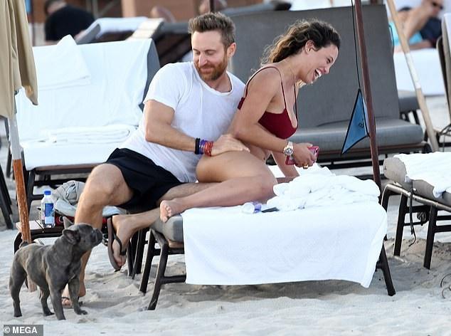 David Guetta từng kết hôn với nữ diễn viên Cathy Guetta