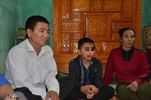 Gia đình em N. mong muốn học sinh này sẽ không tiếp tục học lớp do cô Thủy chủ nhiệm.