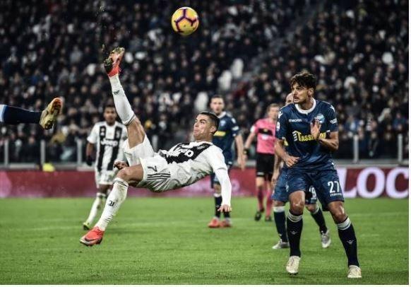 Juventus 2-0 SPAL: C.Ronaldo vượt lên dẫn đầu Vua phá lưới - 1