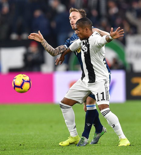 Juventus 2-0 SPAL: C.Ronaldo vượt lên dẫn đầu Vua phá lưới - 5